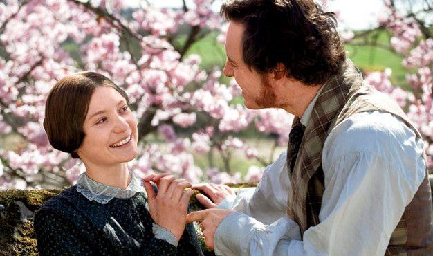 Mia Wasikowska (Jane Eyre) & Michael Fassbender (Edward Fairfax Rochester) - Jane Eyre (2011)