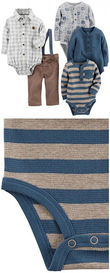 1fc887380 Carter s Baby Boys  5-Piece Playwear Set