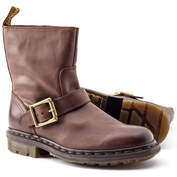 Dr. Martens Meg Dark Brown - 25591