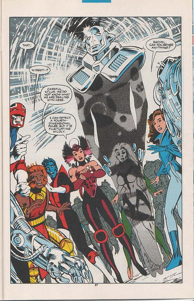 Excalibur (1988) Issue #48 - Read Excalibur (1988) Issue #48 comic online in high quality