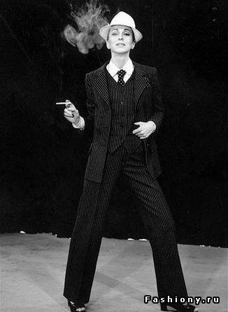 Ив Сен-Лоран и его лучшие изобретения. Часть 1 / одежда длинные платья ив сен лоран