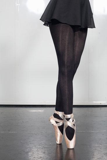 Ballerina #pointe