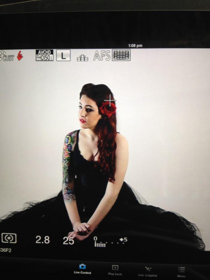 my 17 yo photo shoot