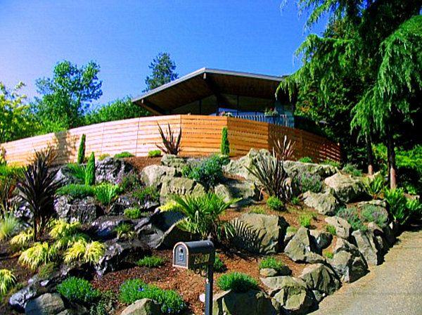 Best ΒΡΑΧΟΚΗΠΟΙ Images On Pinterest Rock Garden Design - Lets rock 20 fabulous rock garden design ideas
