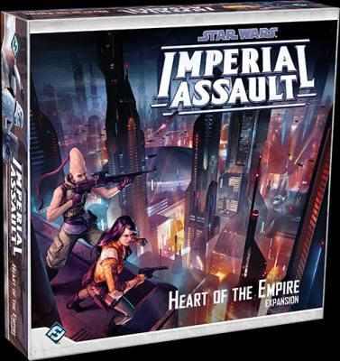 Click to Enlarge: Heart of the Empire: Star Wars Imperial Assault Exp.