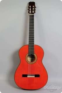 Hermanos Conde A26 Flamenco Cypresse & German Spruce #vintageandrare