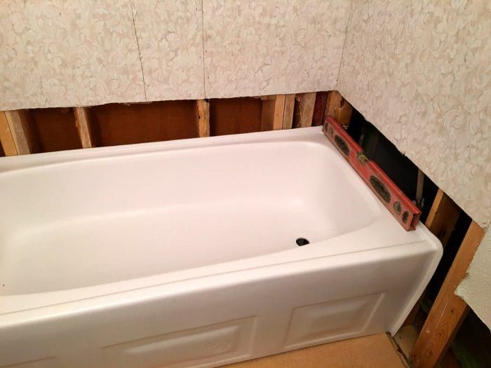 How To Install A Bathtub Refinish Sizes