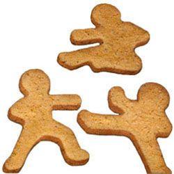 Was $15.00 - Now $7.00  Cookie Cutter Ninjabread Men http://www.fancyflours.com/product/Cookie-Cutter-Ninjabread-Men-ABS-Plastic/last-chance-sale