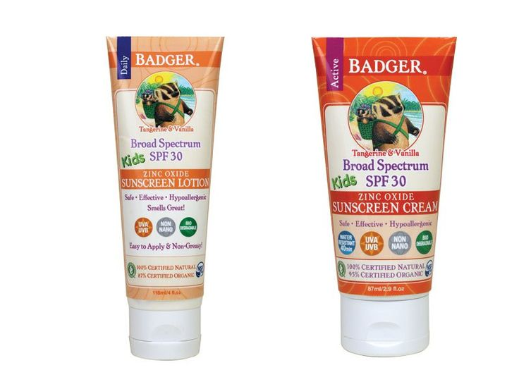 Best Sunscreens for Babies and Kids