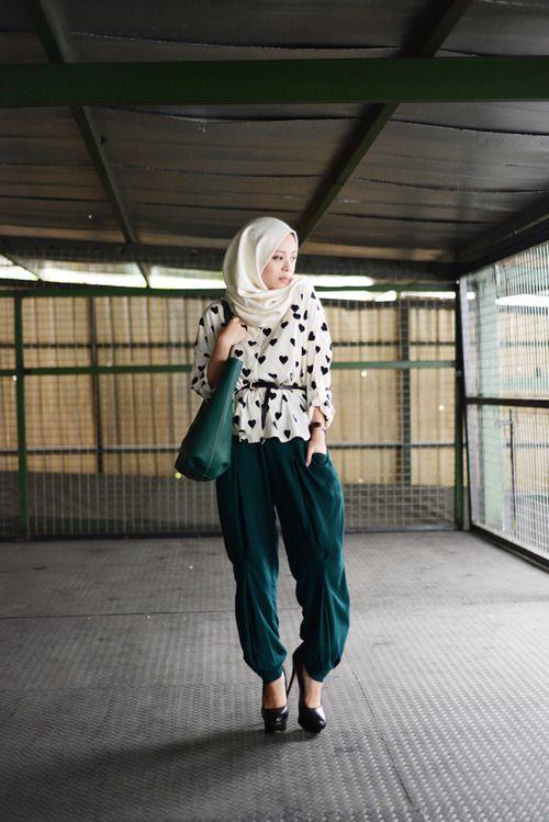 Liani style inspiration  Vivy Yusof