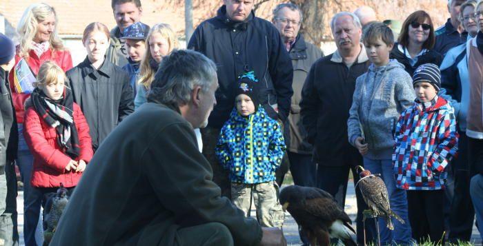 Dravci a sovy získávají na Rokycansku své příznivce