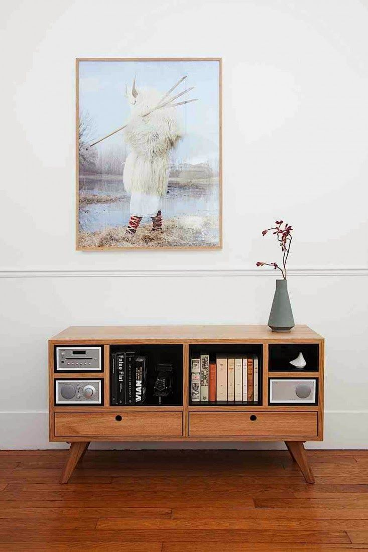 La casa parisina de una diseñadora de muebles escandinavos | Etxekodeco