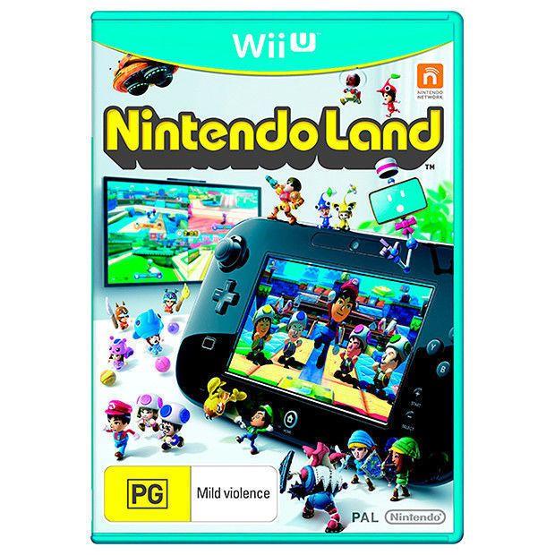 Nintendo Land Family Kids Video Game Fun Themes Compilation