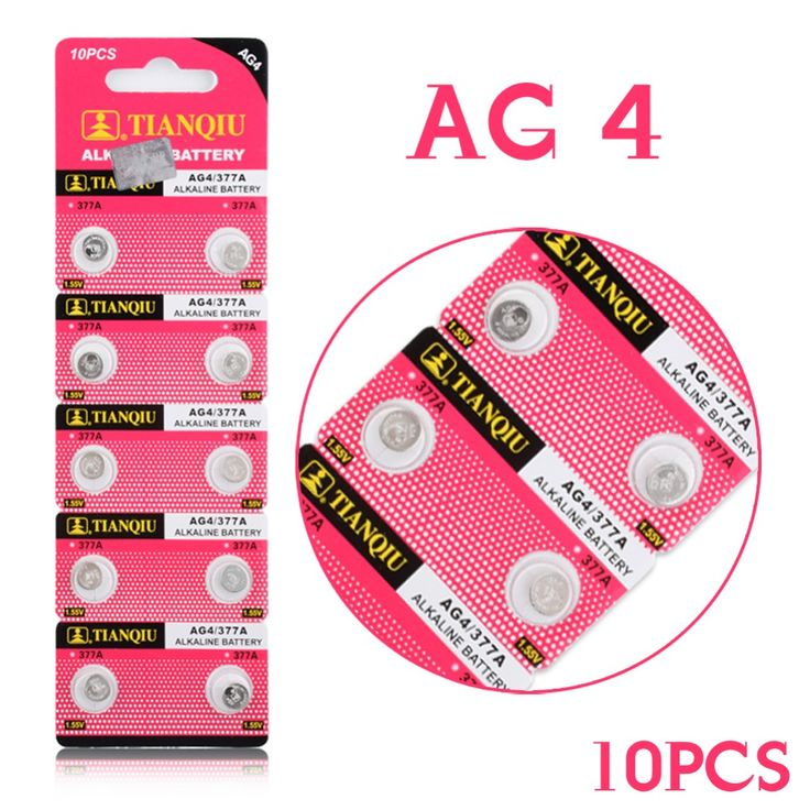 Para el Botón del reloj de Batería SR626 MODELO SR626SW PILA de botón 376 377 GP377 V377 565 L.626 G4 AG4 GA4 X10 EE6205
