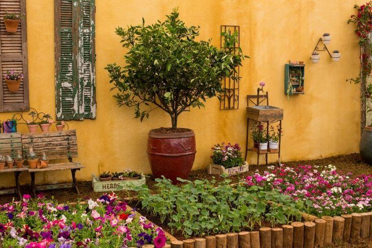 17 melhores ideias sobre jardins para quintal pequeno no for Paginas para decorar tu casa