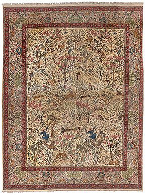 Carpets Auction - TABRIZ - PERSIAN