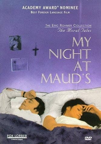 My Night at Maud's (1969) Poster