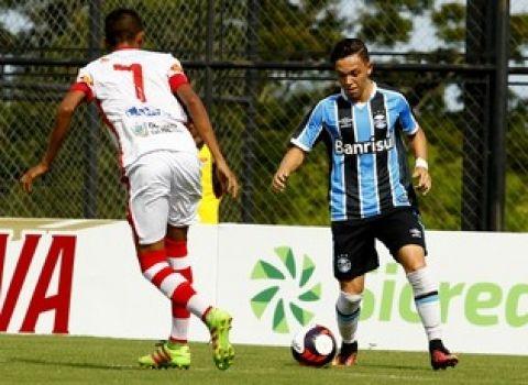 Auto Esporte é goleado pelo Grêmio e fica em situação díficil na Copa SP