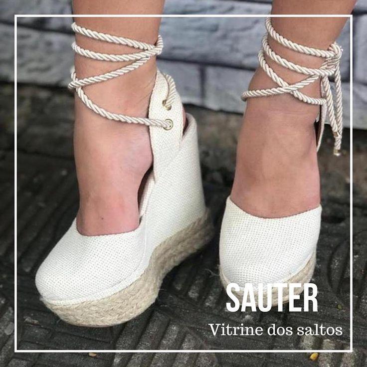 Se é bonito você quer, então você vai. Que tipo de sandália é essa?   – Shoes