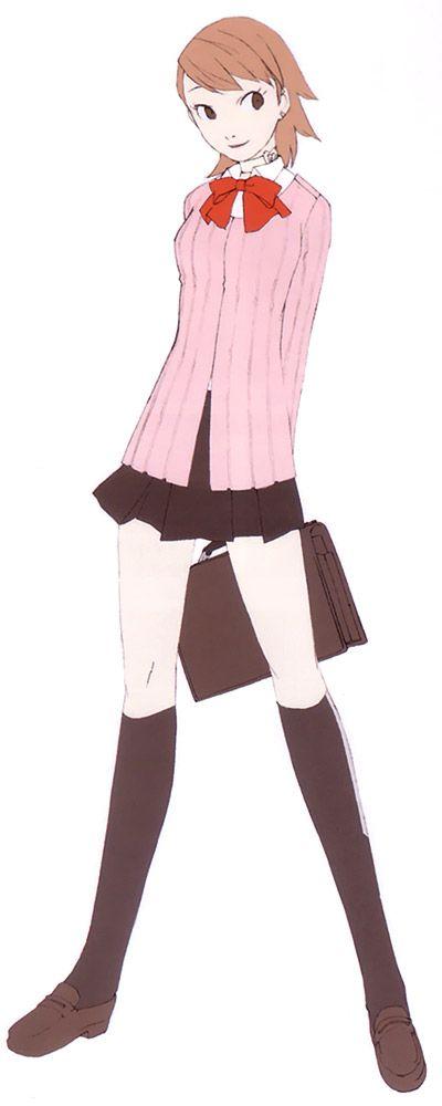 Yukari Takeba Concept - Characters & Art - Shin Megami Tensei: Persona 3