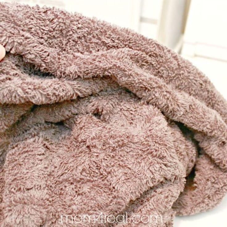 The Magic Secret To Fresh Fluffy Towels And Eliminating Mildew Stink The Magic Magic Secrets