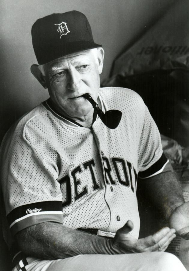 Sparky Anderson - Detroit Tigers