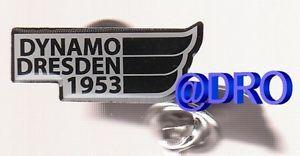 dynamo dynamics | Details zu Pin + DYNAMO DRESDEN + Dynamico + Schriftzug + 1953 + NEU ...