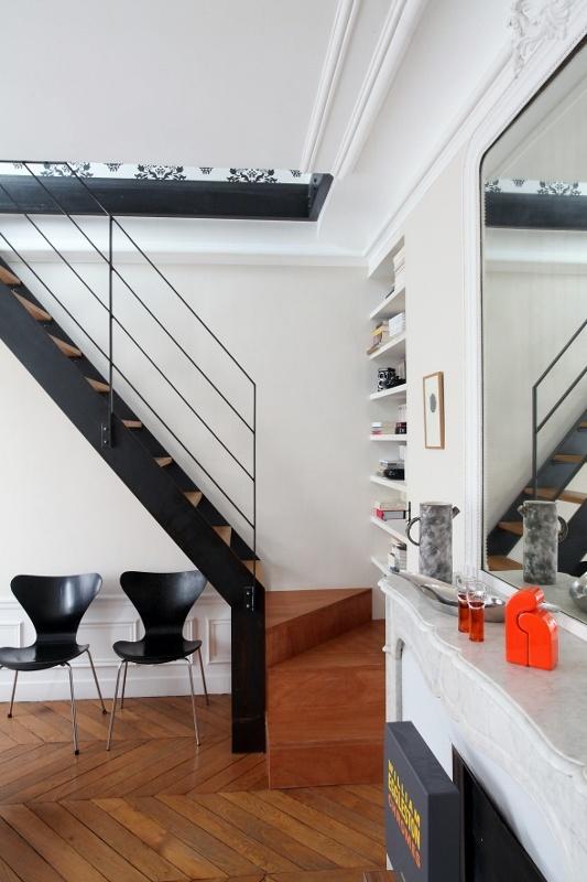 15 best Idées appartement Haussmannien images on Pinterest | Home ...