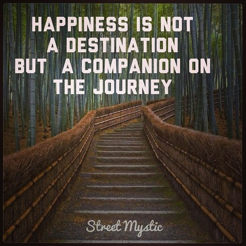 michelejosee:    #Hapiness #Companion #Journey