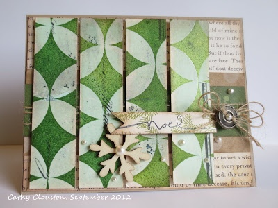Paper, Ribbon, and Thread: Use it Tuesday #40 Scraps (September 2012)