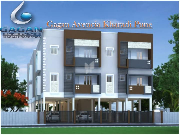 """Gagan Avencial is\""""http://www.gaganavenciakharadi.co.in/ \""""launching 2 and 3 BHK best residential apartments in Kharadi Pune.Earthquake resistant building Well ventilated accommodation 3 sides open structure Beautiful eye catching surrounding. Gagan Avencia someone feel comfort and spend happiness of living a royal life. \n"""