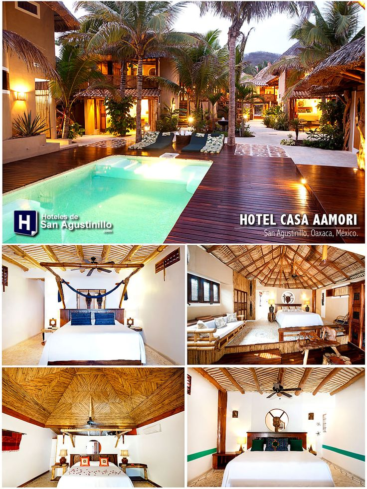27 best hoteles en san agustinillo images on pinterest for Boutique hotel oaxaca