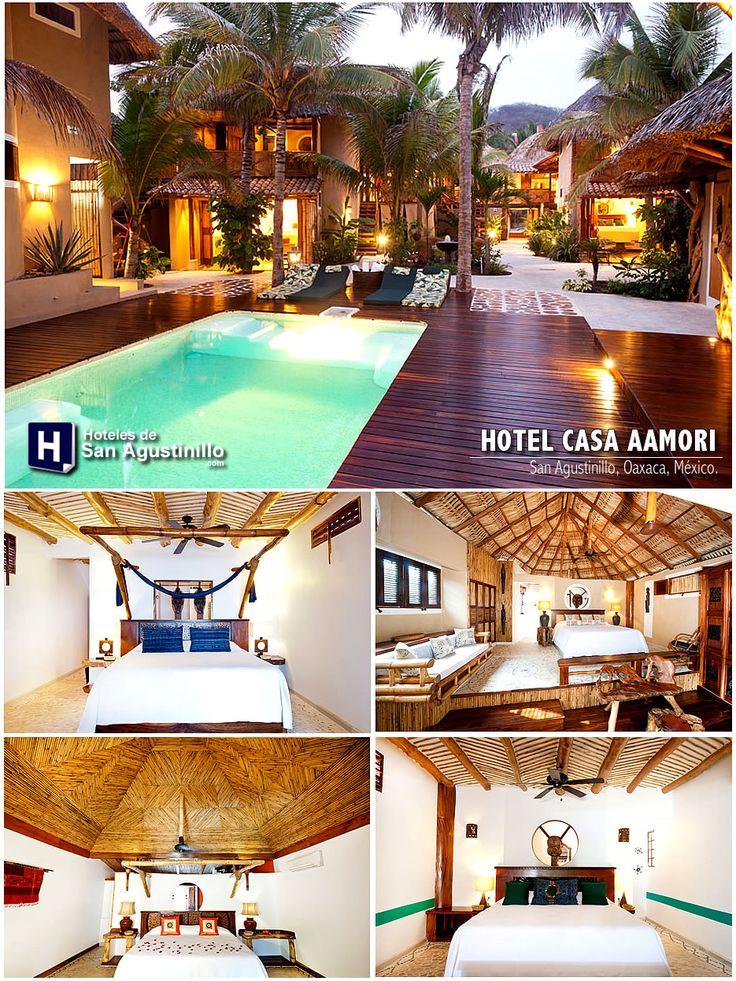 Mejores 27 im genes de hoteles en san agustinillo en for Boutique hotel oaxaca