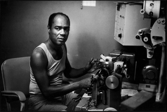 King Tubby, 1977 © Dave Hendley