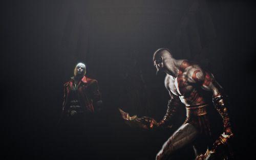 Kratos, Dante Sparda, God of War
