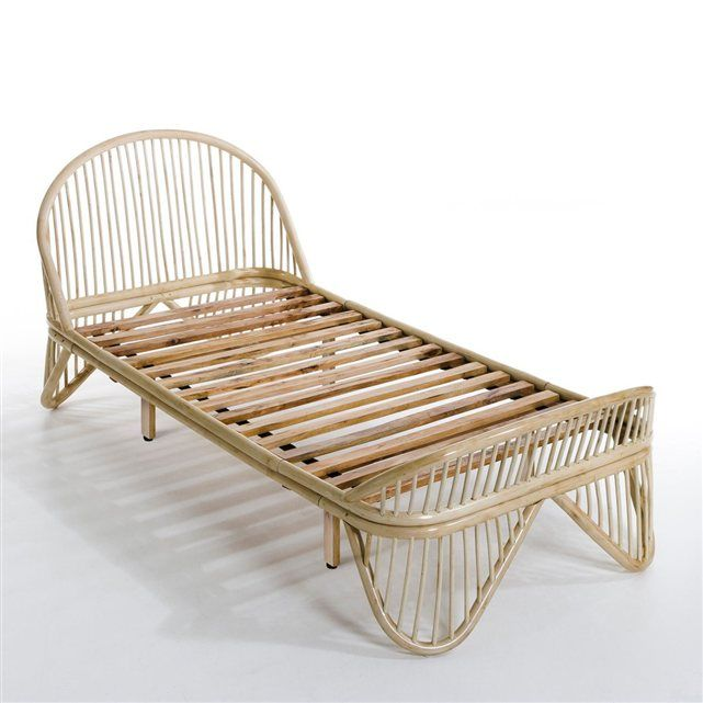 Image Rattan Cot Circle AM.PM