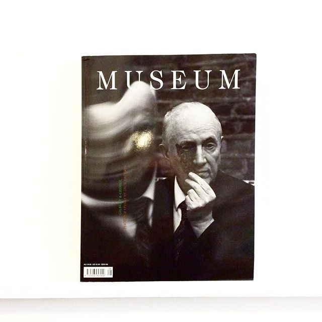@museummagazine visits #newhaven talks #watches #joanjonas and  #gilbertandgeorge and plays #pong. Anything to do with #1972 basically. #art #culture #fashion