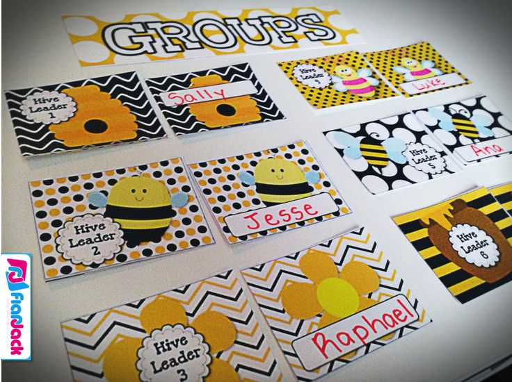Lots Of Cute Ideas And Resources For Decorating With A Fun BEE Classroom Theme