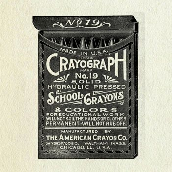 Letterology: Vintage Office & Art Supplies
