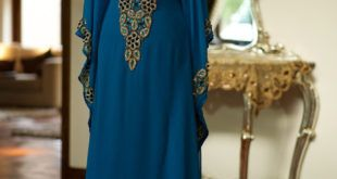 Stunning Party Abaya by Al Mazyoona for Empower Ladies