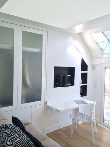 44 best rénovation studio images on Pinterest Small apartments - location meuble bordeaux le bon coin