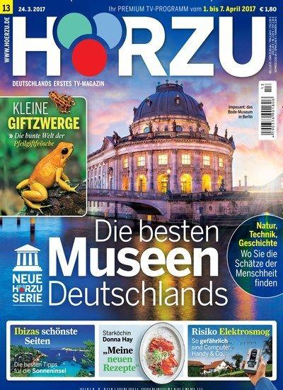 Die besten #Museen Deutschlands: #Natur, #Technik, #Geschichte 😲  In @HOERZU:  #Museum #Wissen #Museumsbesuch
