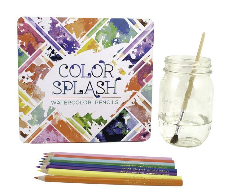 Vivid Coloured Natural Water 94