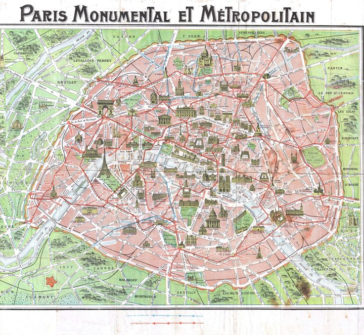 17 Best images about Cartes Maps on Pinterest Free printable Paris and P