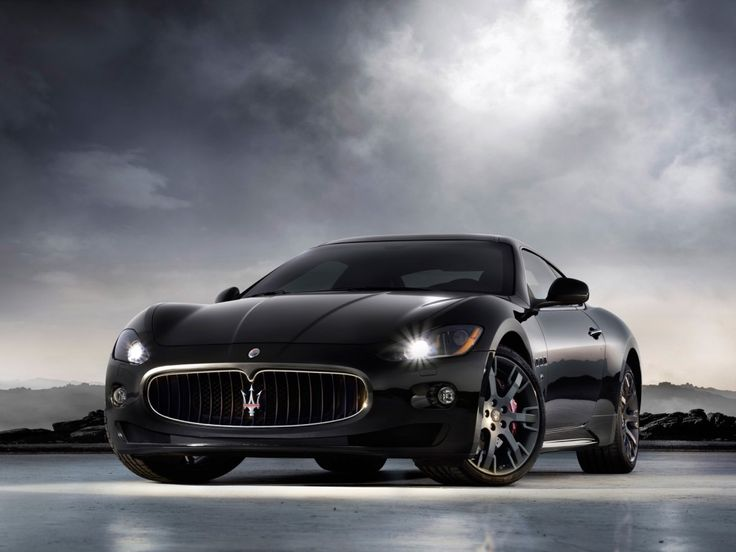 Maserati Granturismo. No brainer for the everyday driving car.