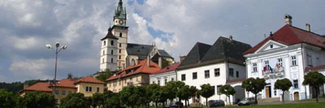 Kremnica and the Centre of Europe