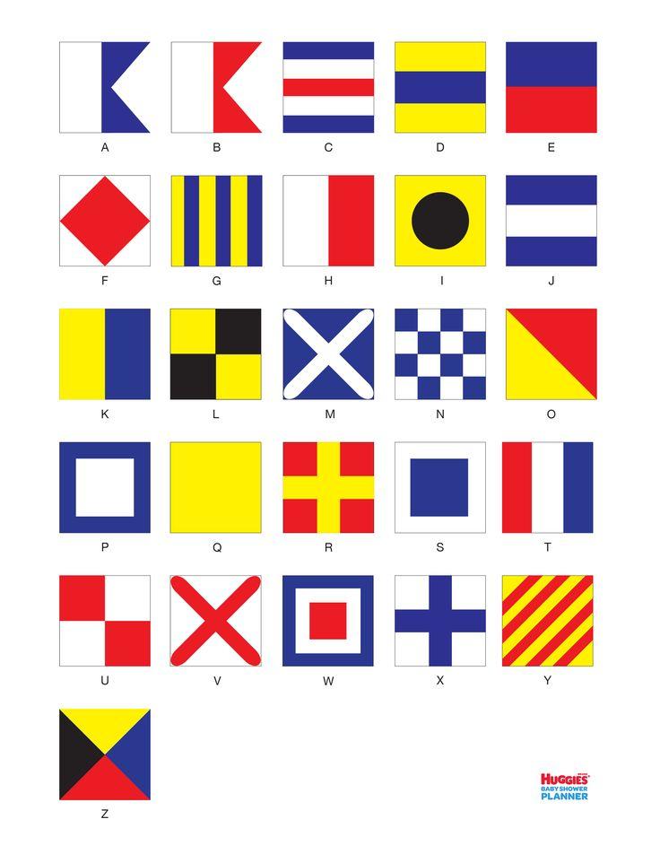 Populaire 154 best Signal Flag Favorites images on Pinterest | Nautical  QP77