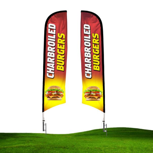 Ground Spike For Feather Flag Kits Feather Flags Custom Feather Flags Outdoor Advertising