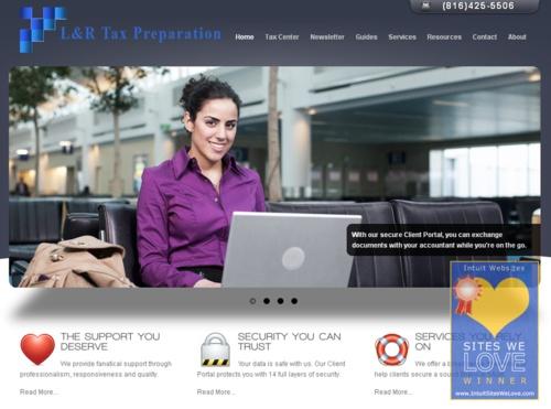L & R TAX PREPARATION - Winner 12/05/2011