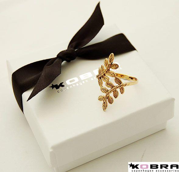 Guld ring